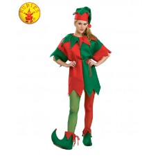 Womens Elf Boxed Set Costume